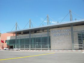 Image illustrative de l'article Aéroport Tanger - Ibn Battouta