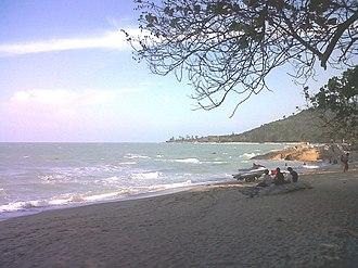Bangka Belitung Islands - Image: Tanjung pesona shade