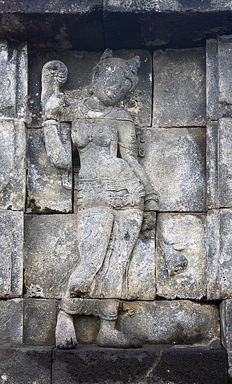 Fly-whisk - Image: Tara Borobudur 3
