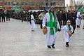 Tasu'a Mourning-Shia muslim in qom عزاداری روز تاسوعا در قم 10.jpg
