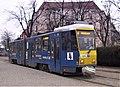 Tatra KT4DtM 109 in Szczecin, 2011.jpg