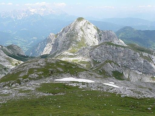 Tauernkogel NW-Ansicht 02