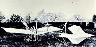 Santos-Dumont Demoiselle - modified Type 19
