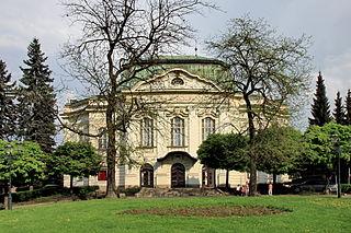 theatre in Cieszyn, Poland