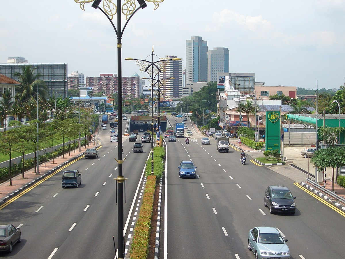 Johor Bahru–Kota Tinggi Highway - Wikipedia