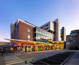 British Columbia Children's Hospital - Emergency Department