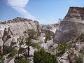 Tent Rocks - Kasha-Katuwe Tent Rocks National Monument - Jemez Mountains - New Mexico - USA - 10 July 2013 - (2).jpg