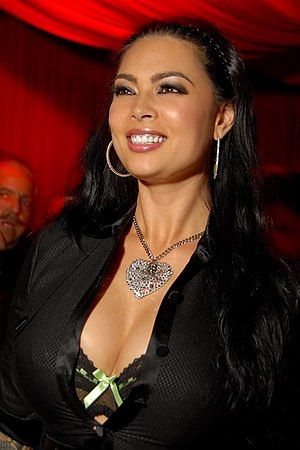 18th AVN Awards - Tera Patrick, Best New Starlet winner
