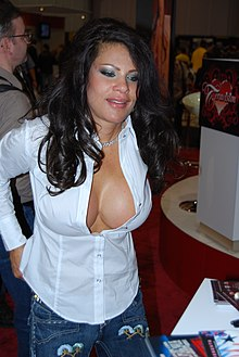 Teri Weigel at AVN Adult Entertainment Expo 2008.jpg