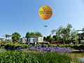 Terra Botanica - Ballon captif - Terra vu du ciel - Coeur du parc.jpg
