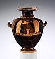 Terracotta hydria- kalpis (water jar) MET DP117229.jpg