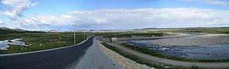 Tasiujaq - Image: Territoire de Tasiujaq