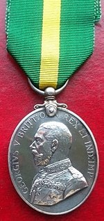 Territorial Force Efficiency Medal, George V, obverse.jpg