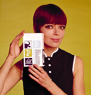 Tetra Brik - Tetra Brik Aseptic, 1960s