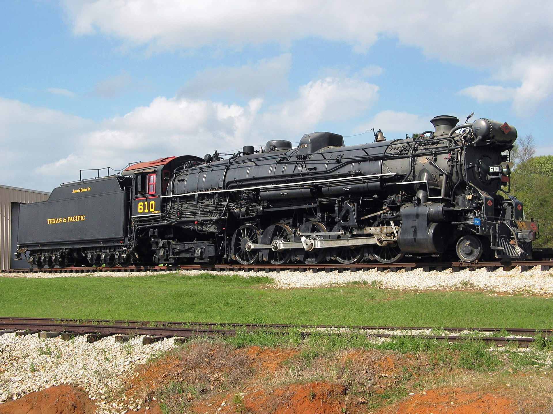 Texas and Pacific 610 - Wikipedia