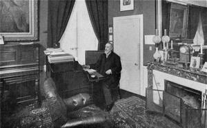 Théodore Dubois - Théodore Dubois in 1905