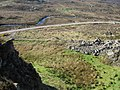 The A838 and Allt an Easain Ghairbh from above old quarry - geograph.org.uk - 424296.jpg
