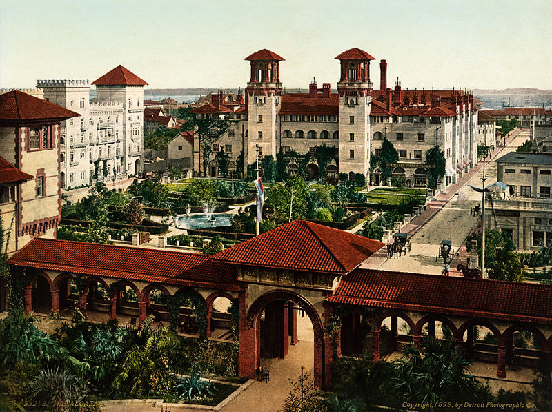 File:The Alcazar, St. Augustine, Florida, 1898.jpg