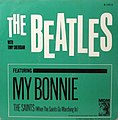 The Beatles with Tony Sheridan - My Bonnie (MGM, 1964).jpg