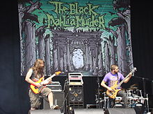 The Black Dahlia Murder live @ Gods of Metal, Stadio Brianteo, 2009 (5).jpg