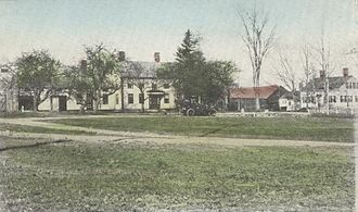 Nelson, New Hampshire - The Common c. 1914