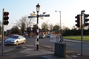 Pelsall - The Fingerpost