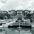 The Garden of 2nd Turkish Grand National Assembly, late 1940's (16230096284).jpg