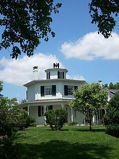 Glebe House (Arlington, Virginia) historic house located in Arlington County, Virginia