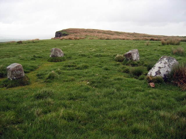 The Goatstones - geograph.org.uk - 1138462