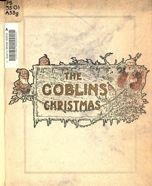 File:The Goblins' Christmas.djvu
