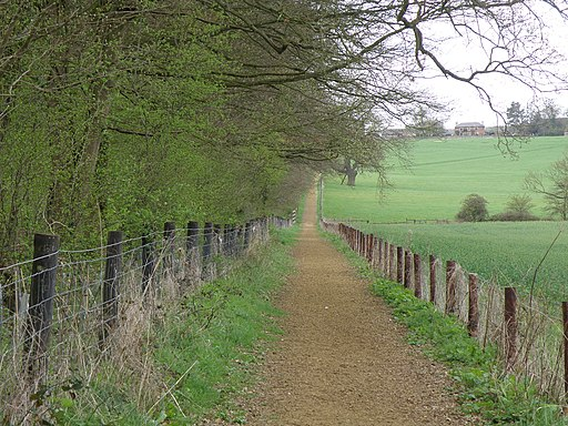 The Jurassic Way between Middleton and East Carlton - geograph.org.uk - 1835743