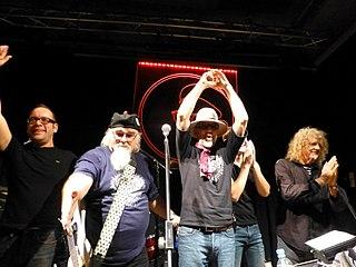 The Magic Band Captain Beefhearts backing band