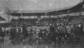 The Memphis Red Sox and Dallas Black Giants at the Colored Dixie Series. Picture from The Dallas Express newspaper.png
