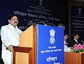 The Minister of State for Road Transport & Highways, Shri Sarvey Sathyanarayana addressing the 35th meeting of the Transport Development Council (TDC), in New Delhi on October 23, 2013.jpg