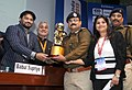 The Minister of State for Urban Development, Housing and Urban Poverty Alleviation, Shri Babul Supriyo presented the awards for excellence in Urban Transport and Urban Mobility (1).jpg