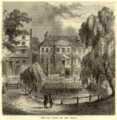 The Old House on the Green, Camberwell, London.png