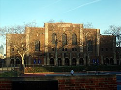 "The Palestra, ""Cathedral of Basketball"""