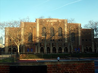 "The Palestra, ""Cathedral of Basketball"" The Palestra.JPG"