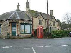The Post Office, Hilmarton. - geograph.org.uk - 103515.jpg