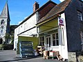 The Post Office at Hindon in Wiltshire ... (4399452570).jpg