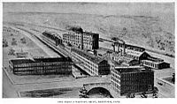 Pratt & Whitney Shops, Hartford, Conn, 1896