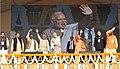 The Prime Minister, Shri Narendra Modi at the public meeting, at Amity University Ground, in Noida, Uttar Pradesh (2).jpg