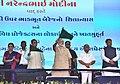 The Prime Minister, Shri Narendra Modi flagging off the Antyodaya Express between Udhna (Surat) and Jaynagar (Bihar), at Bharuch, in Gujarat.jpg