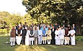 The Prime Minister, Shri Narendra Modi in a group photograph after the consultation meeting with the CMs on replacing Planning Commission, in New Delhi on December 07, 2014.jpg