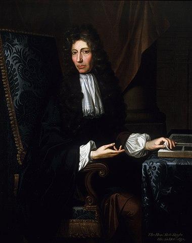 Robert Boyle (1627 – 1691).