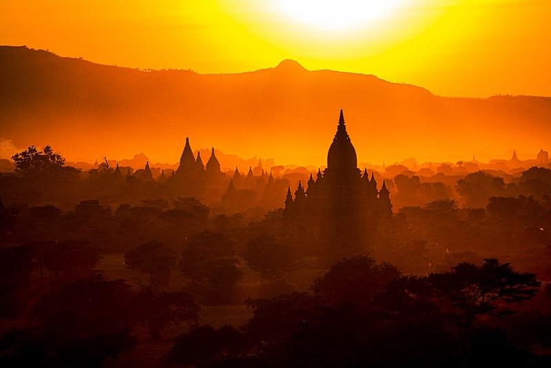 File:The Temples of Bagan, Myanmar (15811775811).jpg