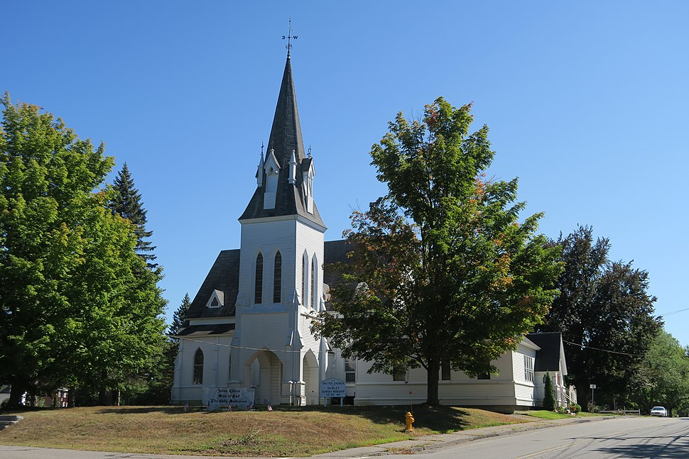 The United Church of Shirley