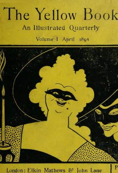File:The Yellow Book - 01.djvu