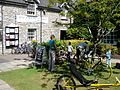 The old wool barn and bike shop Cowbridge 01446 773273 - panoramio.jpg