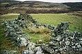 The ruin of Lyntaurie - geograph.org.uk - 1659347.jpg